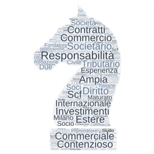 Claudio Ceriani Word Cloud