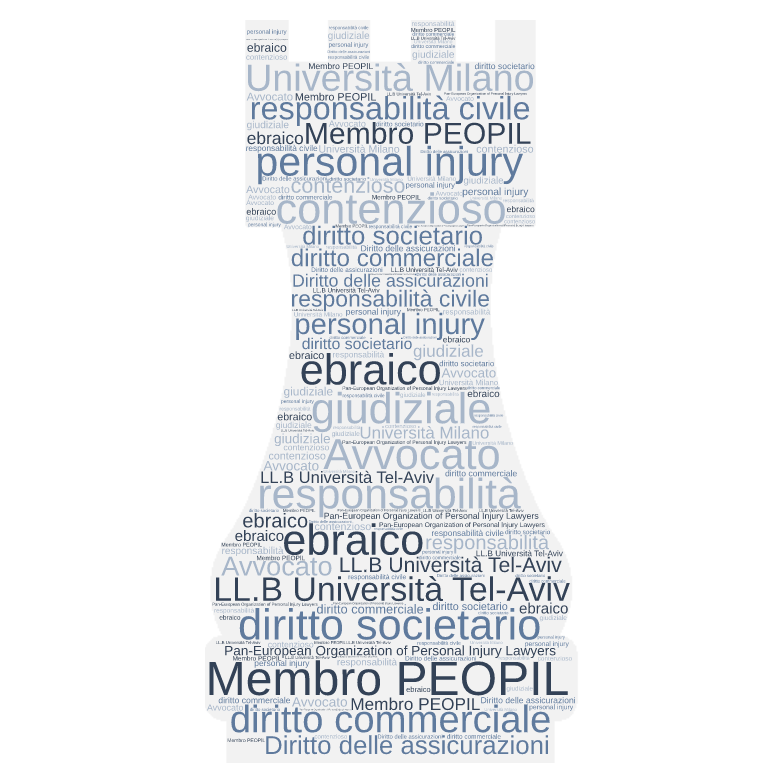 Paola Voghera Word Cloud